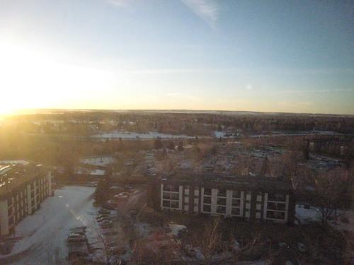 Red Deer, Alberta Sunset