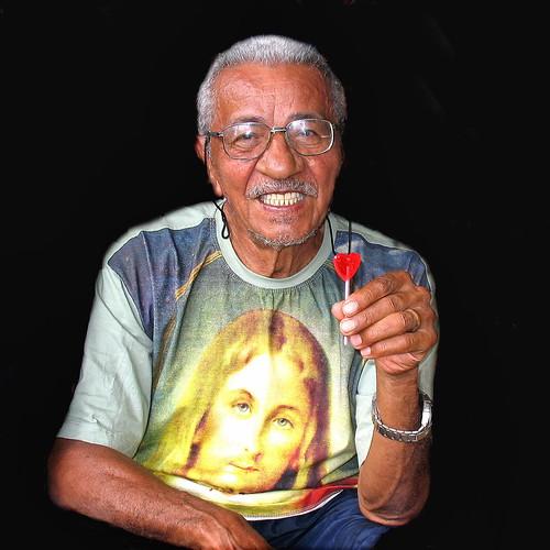 Mestre Conselheíro  Luiz Mendes do Nascimento