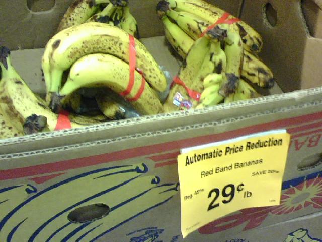 the banana victory!