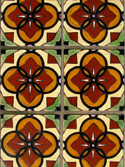 Building Tiles at the Tuscany (prima seadiva) Tags: seattle brown green tile pattern patt