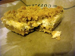 Lemon Bar from Tully's