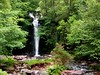 Brecon Beacons Waterfall (saxonfenken) Tags: trees green wales waterfall august 2006 breconbeacons explore e500 beautifulearth abigfave ultimateshot superbmasterpiece brillianteyejewel absolutelystunningscapes