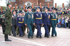 IMG_8452 (Eugene Savenko) Tags: may victory parade soldiers russian 9th veterans    ramenskoye