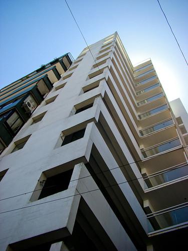 Arquitectura edificios modernos de la ciudad de rosario for Arquitectura rosario