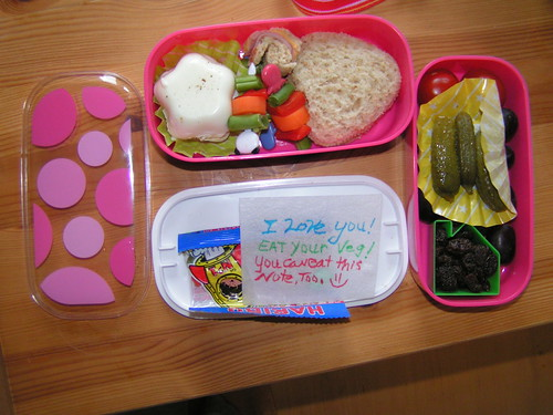 Bento Lunch for Sassy
