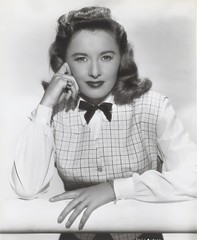 Barbara Stanwyck (Silver Screen Sirens) Tags: cinema beauty vintage antique ring 1940s actress elegant roberttaylor barbarastanwyck rubystevens slverscreensiren