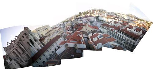Lisboa. Santa Justa.06