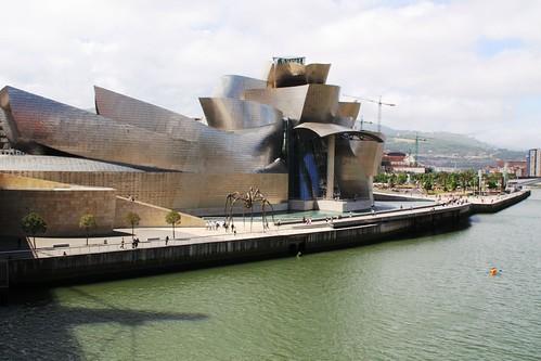 Museo Guggenheim de Bilbao: Arte moderno y contemporaneo