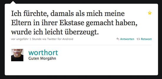 worthort