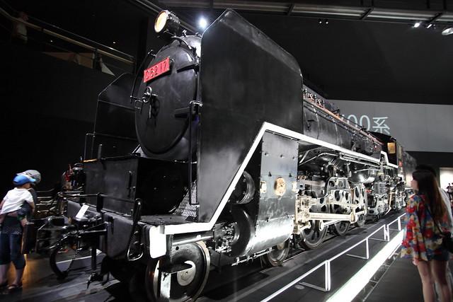 [リニア・鉄道館] C62形蒸気機関車