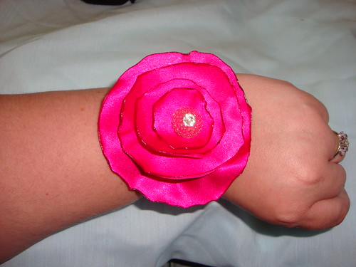 Satin Flower  #1
