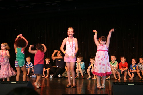 Kids Club Concert, Pacific Star