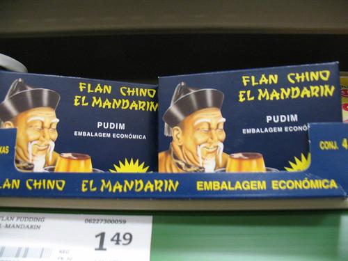 Flano Chino El Mandarin