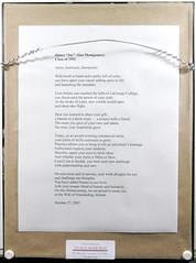 Oratory text