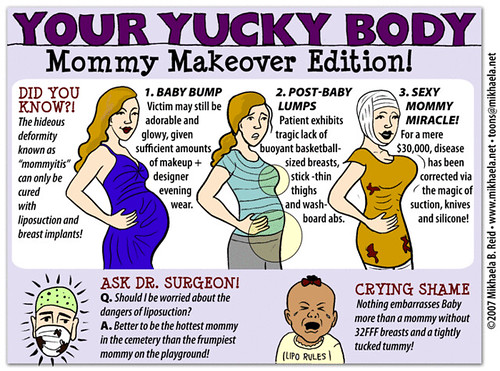Your Yucky Body: Why You Need a Mommy Job!