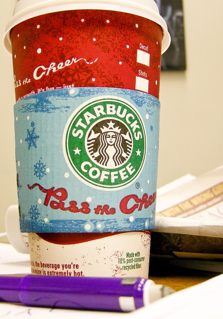 According to Starbucks (2007)