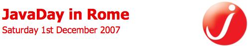 javaday 2007 logo