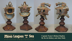 20,000 Leagues Under the Sea Nemo Helmet