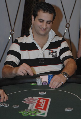 APPT Macau 2007 High Roller Event: Van Marcus