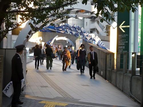 Shibuya walk