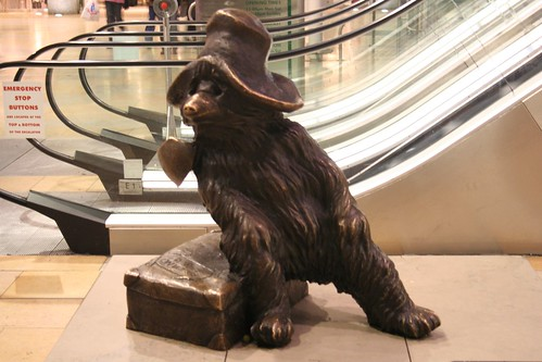 London - PAddington Bear 2
