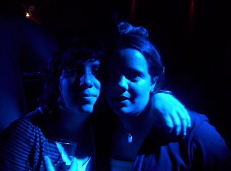 Clara y Esther. Esther y Clara