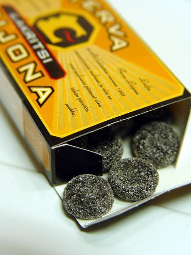 bonbons finlandais