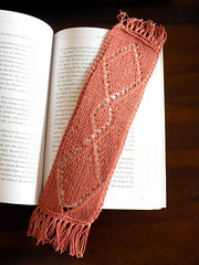 Diamond Lace Bookmark