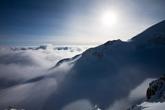 above the clouds (Mace2000) Tags: winter sun mountain snow alps nature clouds landscape schweiz switzerland europe natur 5d alpen landschaft wallis valais saasfee allalinhorn img2366 allalin mace2000 countryscenery