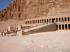 Egypt-4B-021 - Temple of Hatshepsut