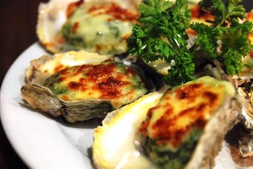 Oysters Rockefeller Recipe Oysters Rockefeller