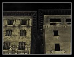 Edificios nocturnos (Jose Fernández) Tags: noche nightshots mallorca palma palmademallorca mywinners abigfave fotografíanocturna