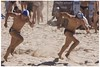 Manly Lifesaver  Carnival (RMEIKLEJ) Tags: life beach canon geotagged surf manly guard sydney australia newsouthwales speedo athlete manlybeach canonef70200mmf28lisusm 40d geo:lat=337981934 geo:lon=15128946304