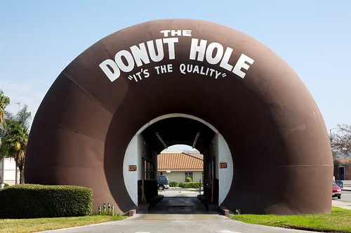 The Donut Hole