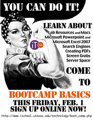 Bootcamp Basics Poster