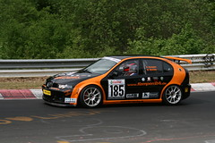 Seat Leon Supercopa (www.nordschleife-video.de) Tags: auto cars car race racecar germany deutschland seat racing eifel vehicles leon vehicle autos chc motorsport 2007 185 rheinlandpfalz nordschleife nrburgring seatleon sportwagen rcn grnehlle rennwagen brnnchen