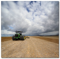 Farming (Vertorama) (Panorama Paul) Tags: searchthebest farming plowing soe durbanville blueribbonwinner supershot abigfave shieldofexcellence superbmasterpiece theperfectphotographer vertorama