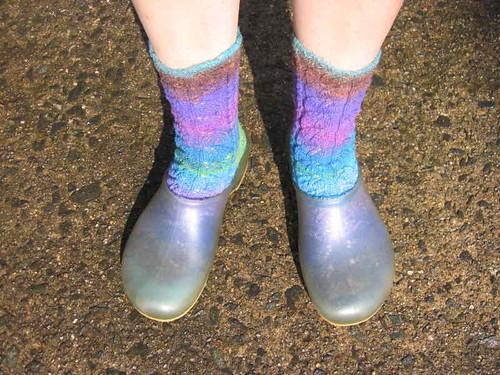 Kureyon Sock socks