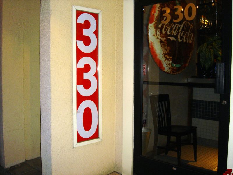 Bistro 330