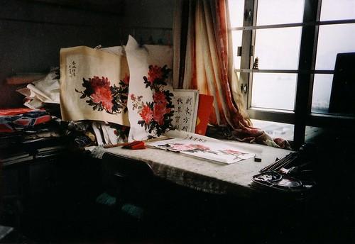 My great aunt's studio