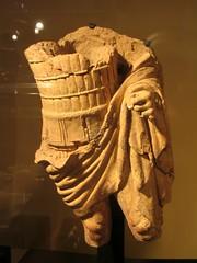 Etruscan terracotta warrior (diffendale) Tags: italy sculpture archaeology museum del ceramic temple italia terracotta armor belvedere museo umbria etruscan orvieto civico tempio archeologico lorica etrusco pleiades:findspot=413373