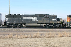 NS 6591 (Aaron Florin) Tags: ns norfolksouthern emdsd60 ns6591