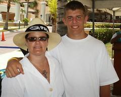 kelly in cancun