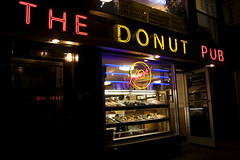 THE DONUT PUB by roboppy, on Flickr