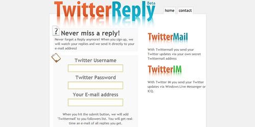 TwitterReply