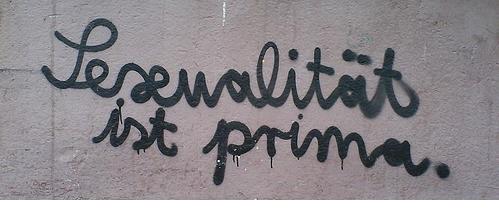 Sexualität ist Prima