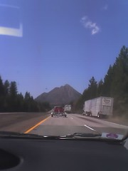 cinder cone looking thing