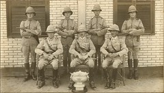 12th Royal Lancers in India with the Duke of Connaughts Cup 1929 (sunnybrook100) Tags: india soldier uniform military lance pistol soldiers trophy revolver britisharmy pistols raj lancers lanyard pithhelmet marksmanship britishindia britishsoldiers swaggerstick englishsoldiers britishraj vintagemilitary britishsoldier britishmilitary monsday pugaree