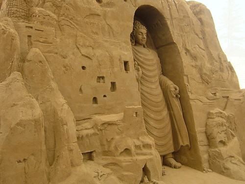 Buddhist monuments at Bamiyan