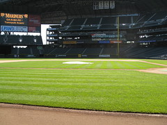 Safeco Infield (vleitholf) Tags: seattle mariners safeco